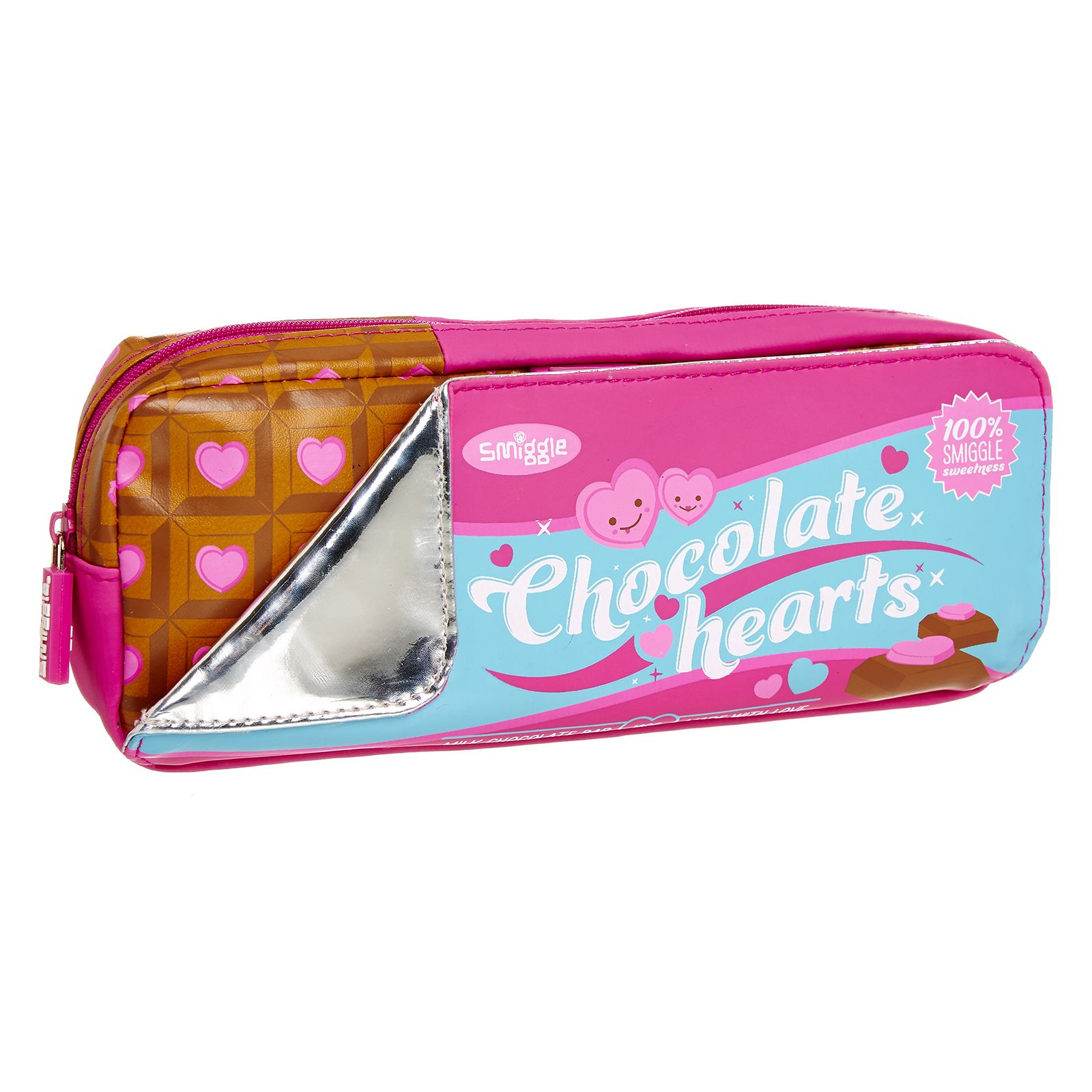 Image for Chocolate Pencil Case from Smiggle UK  sc 1 st  Pinterest & Image for Yum Fluffy Pencil Case from Smiggle | Cute Products ... Aboutintivar.Com