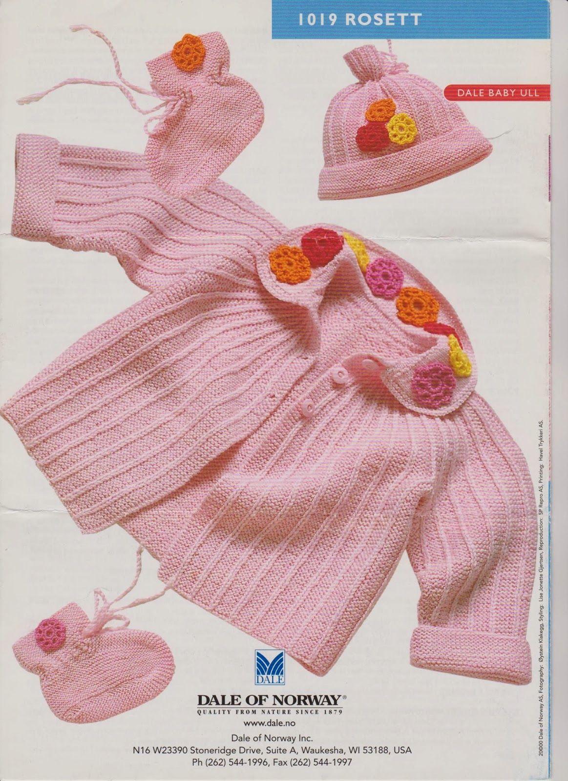 Free knitting pattern | Baby ensembles | Pinterest | Niños, Patrones ...