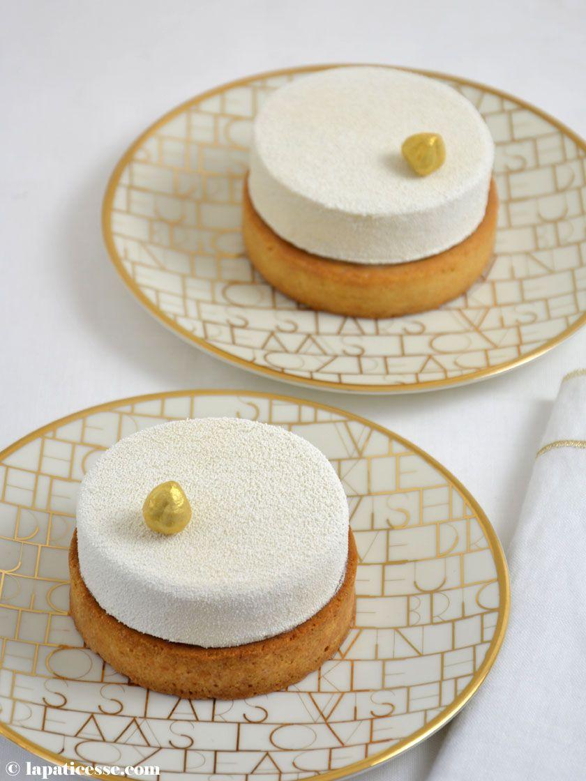 Vanille-Haselnuss Tartelettes »Tartelettes vanille noisette« - La Pâticesse - Der Patisserie Blog