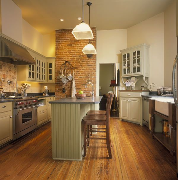 Country Vintage Kitchen By Beth Haley Design