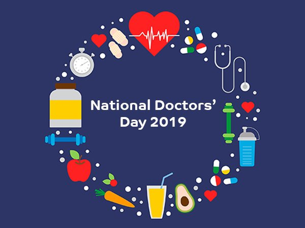 National Doctors' Day 2019 History, Why We Celebrate And
