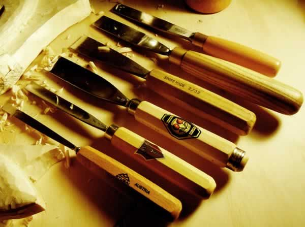 Types Of Wood Carving Tools Forge Wood Carving Tools