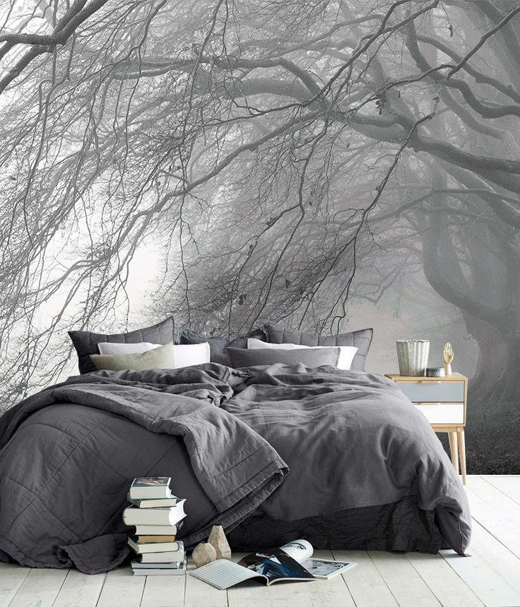 inesii4 dark forest carta parati pinterest schlafzimmer schlafzimmer ideen und. Black Bedroom Furniture Sets. Home Design Ideas