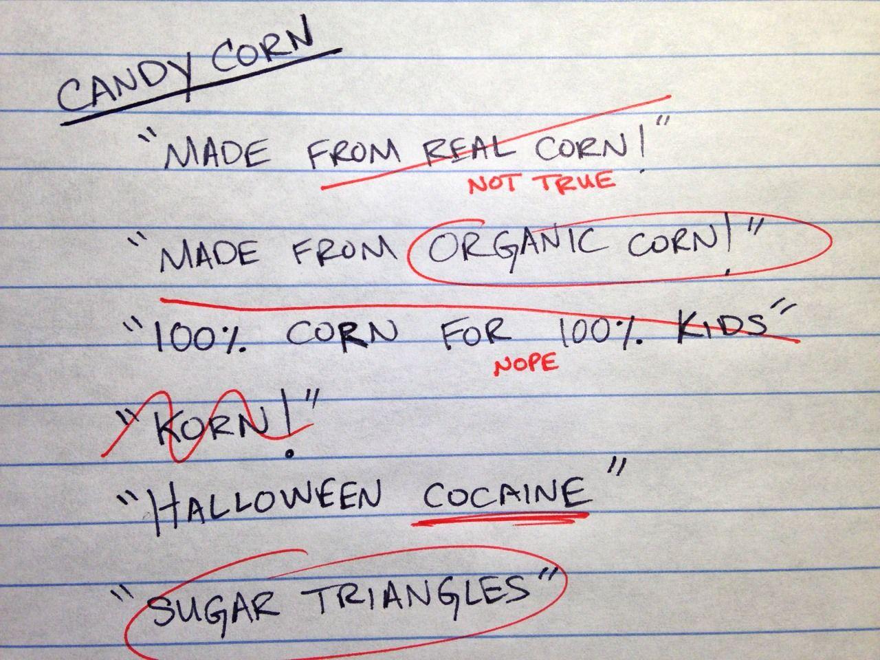 problem sleuth candy corn vampire httpwwwmspaintadventurescoms4001301 nerdy geekery pinterest candy corn and homestuck - Halloween Slogans
