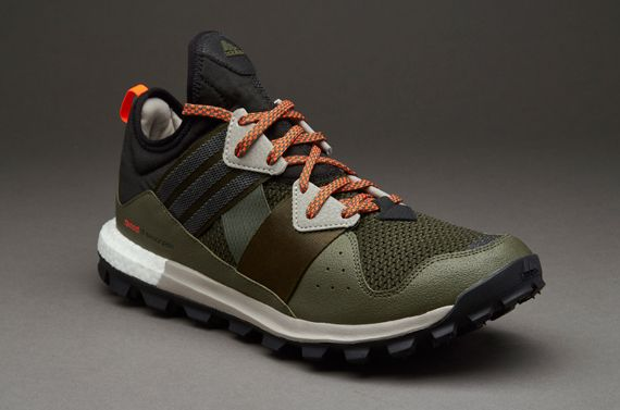 Adidas Brown Response Trail Boost