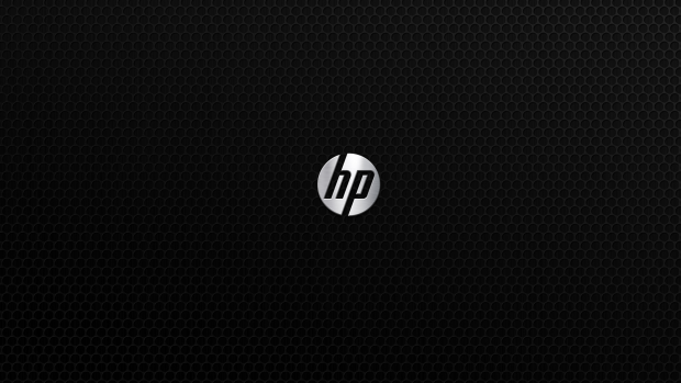 HP Logo Wallpapers Gambar, Kucing hitam, Wallpaper lucu