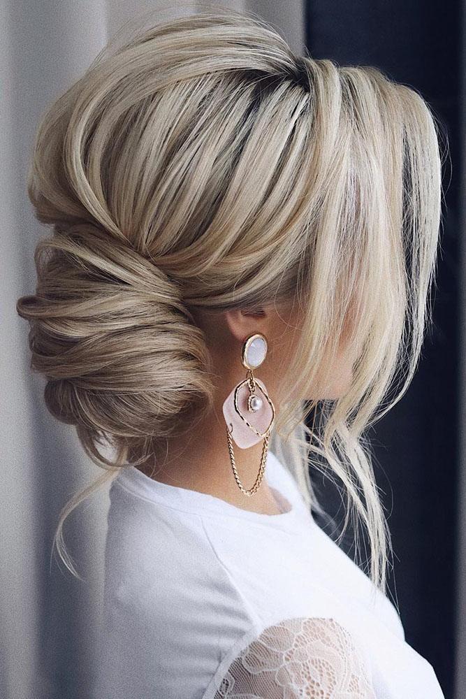 30 zeitlose Brautfrisuren ❤️ Wenn Sie immer noch auf der Suche nach tollen Haaren sind –  #au…