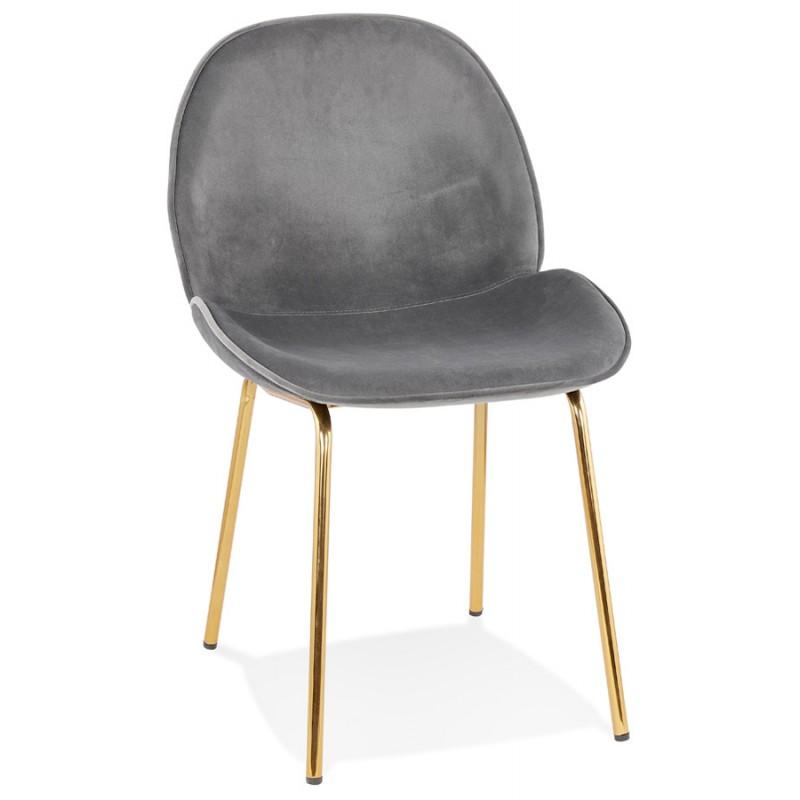 Superbe chaise vintage et rétro à associer à toutes les
