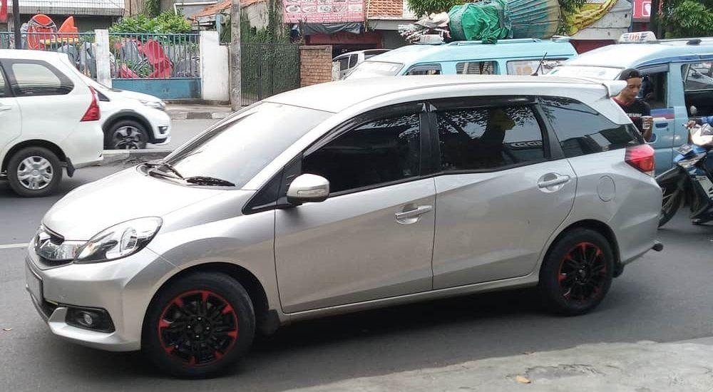 Honda Mobilio Modif Velg