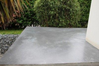 les 25 meilleures id es de la cat gorie b ton liss ext rieur sur pinterest beton lisse b ton. Black Bedroom Furniture Sets. Home Design Ideas
