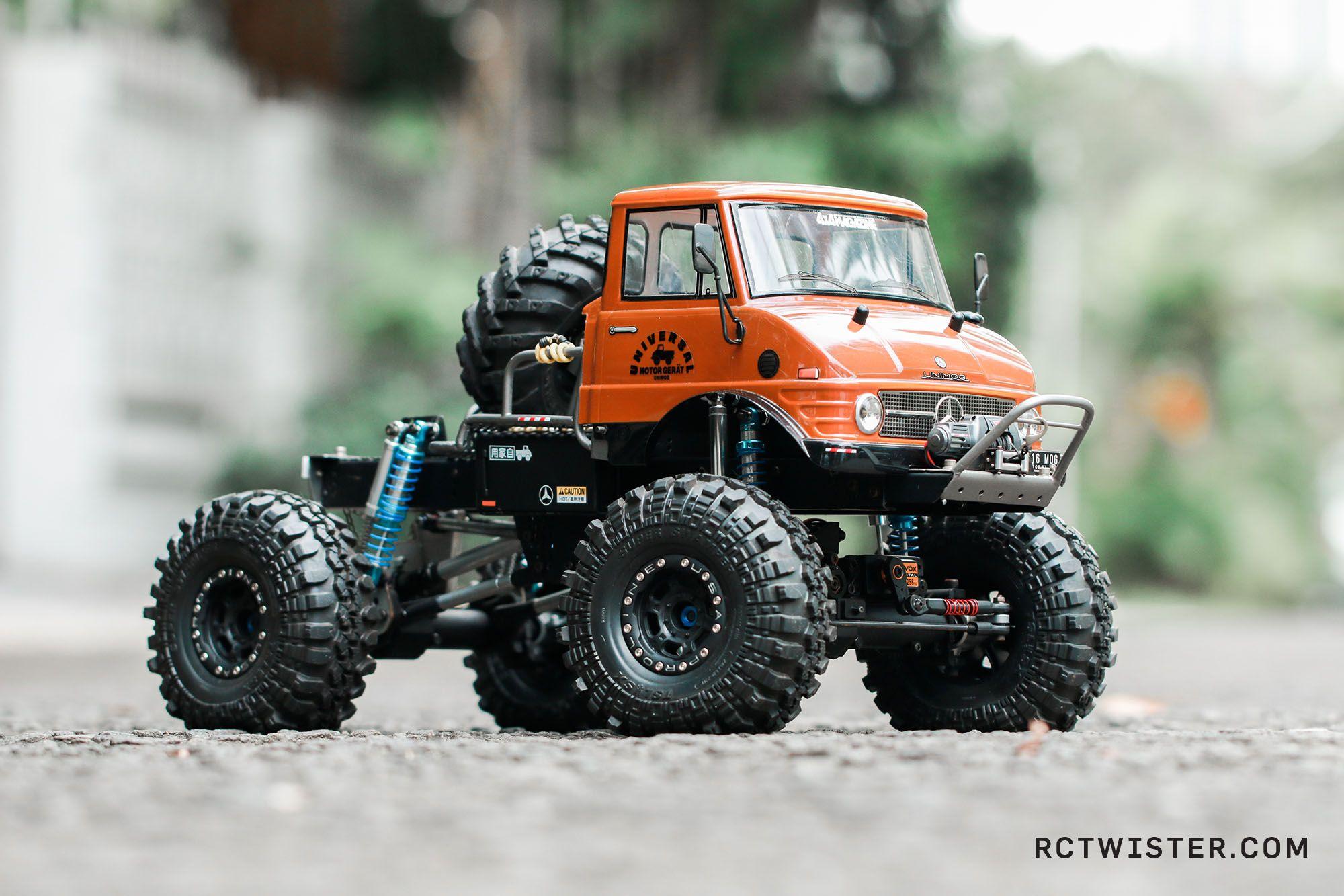 Mercedes Unimog Truck Lego Ads
