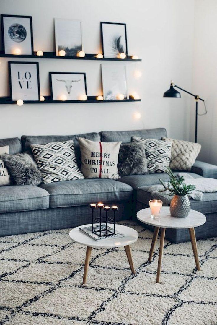 57 idées de décoration dappartement salon confortable