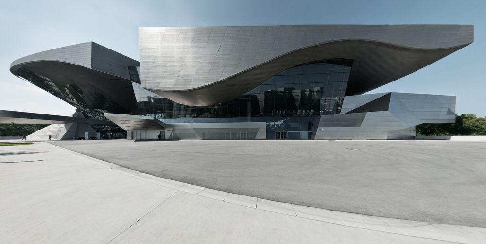 Bmw Welt Munich Architecture Architecture Design Interior Architecture Design