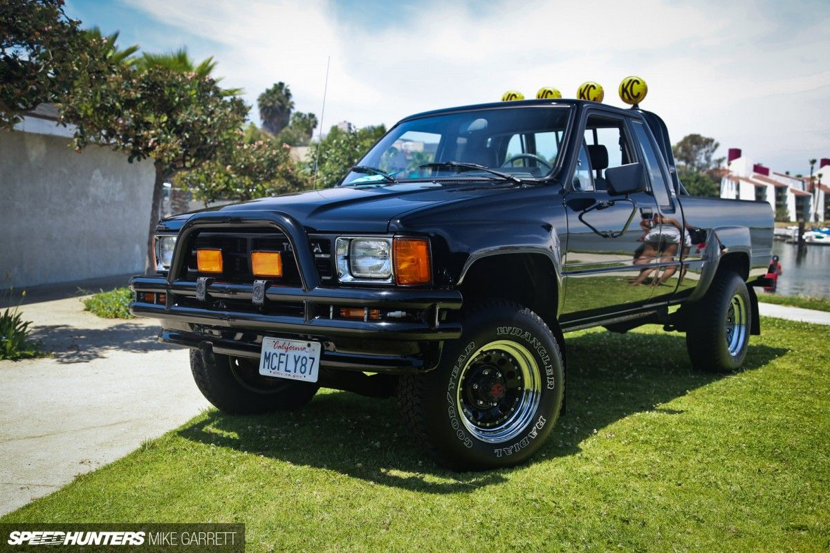 Hey McFly, Check Out These Toyotas - Speedhunters | 80s 4x4 ...
