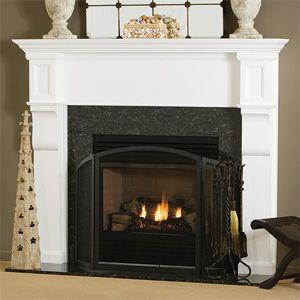 Carrington 54391 Wood Fireplace Mantel Surround