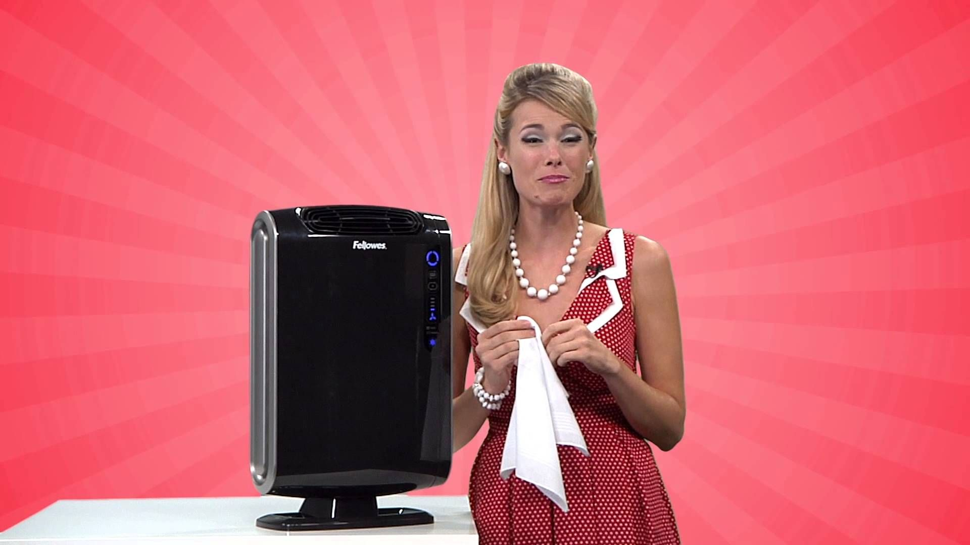 Fellowes AeraMax 190 Air Purifier (With images) Fellowes