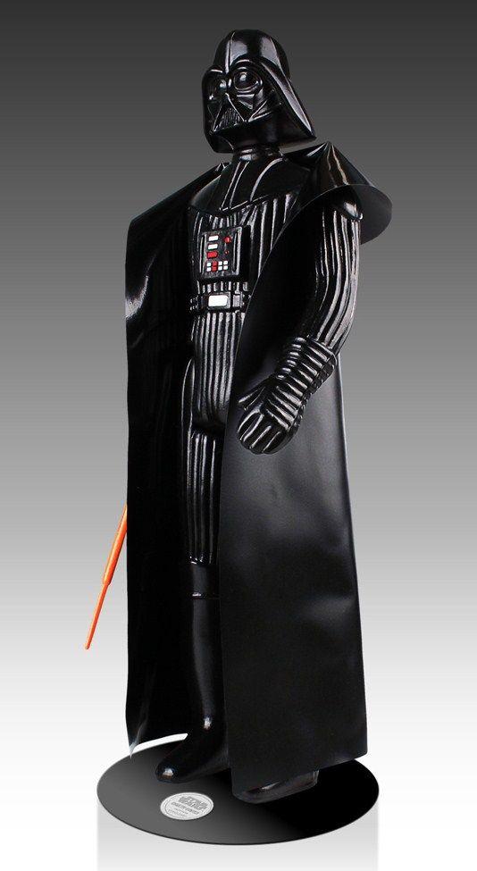 Star Wars Darth Vader Life Size Vintage Kenner Action Figure Monument Vintage Star Wars Toys Darth Vader Classic Star Wars