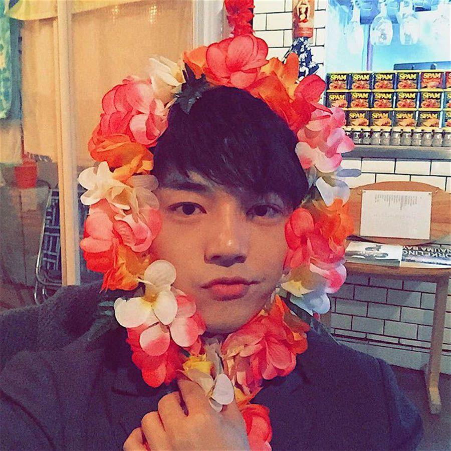 내 마음의 꽃비 지은성 인스타그램 : 네이버 블로그