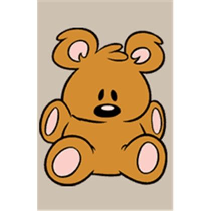 pookie bear garfield | Garfield's Bear Pooky, a Image by