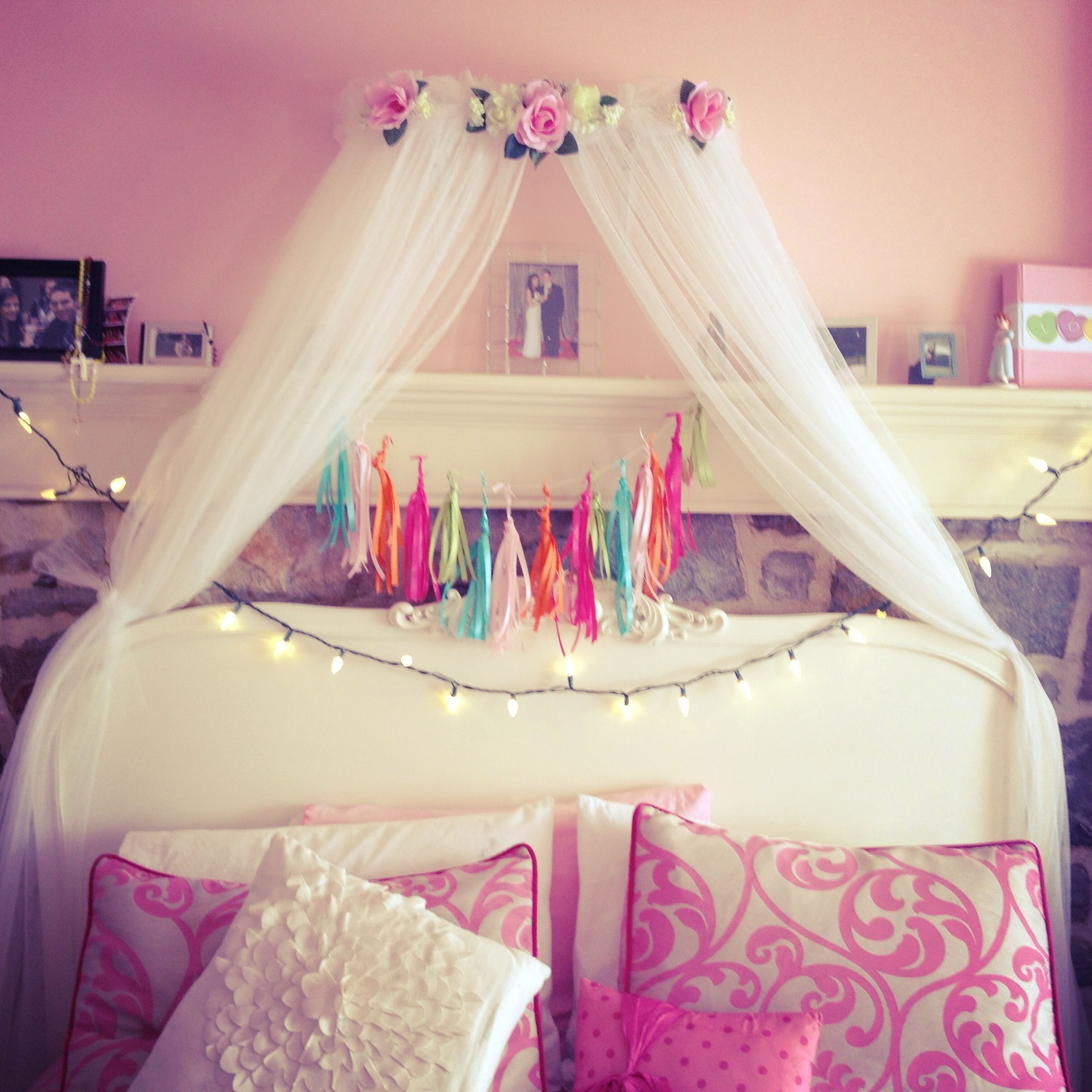 Girly Princess Bedroom Ideas: My Princess Room