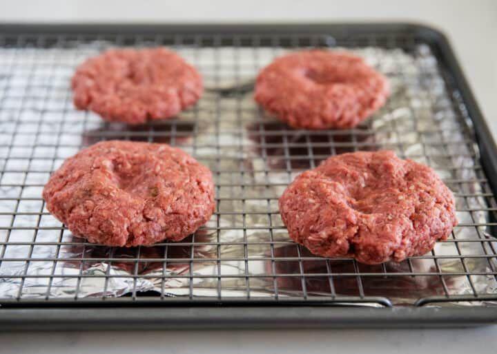Easy oven baked hamburgers i heart naptime recipe in