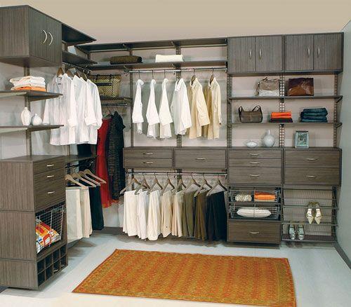 Bedroom Closet Design 30 Attractive Walk In Closet Design Collection  Creativefan