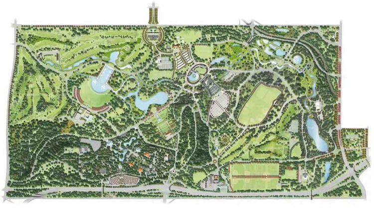 About Forest Park Forest Park City Parks Landscape Park Landscape