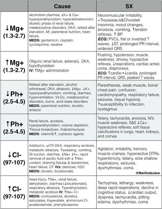 healthcarehacker: electrolyte imbalances: symptoms & causes | must, Skeleton