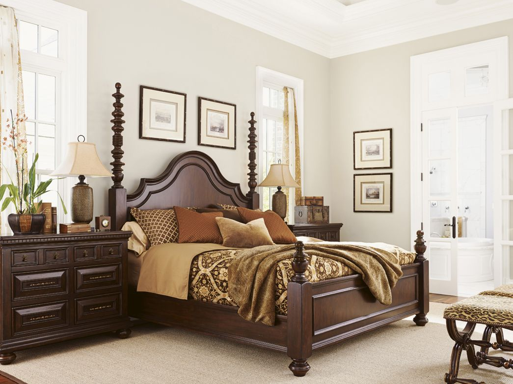 Lexington kilimanjaro candaleria poster bed 552 173c - Lexington ropa de cama ...