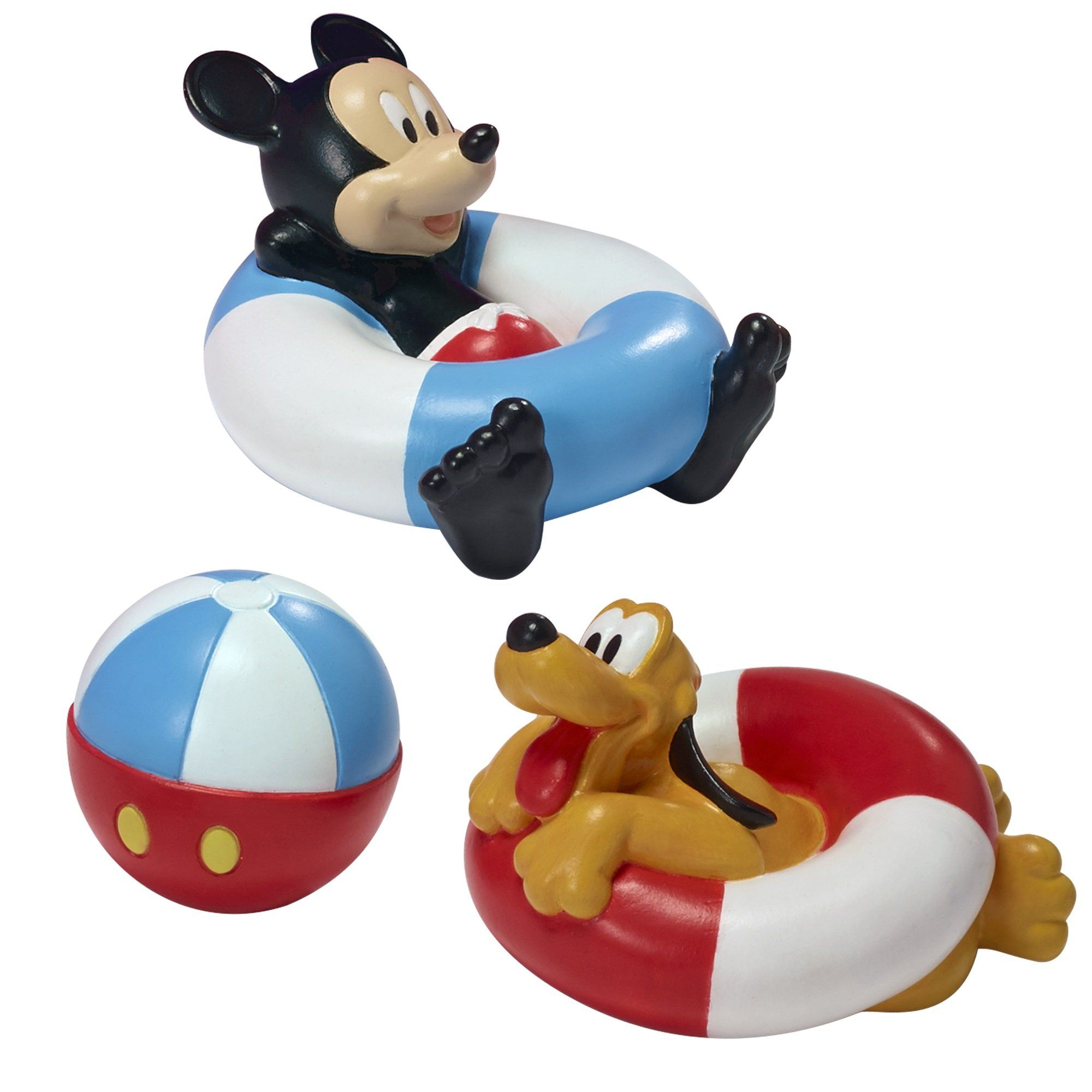 The First Years Disney Mickey Mouse Bath Squirt Toys | Baby Product ...