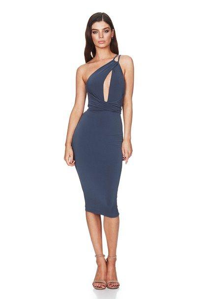 XENA MIDI DRESS : Buy Designer Dresses Online at Nookie