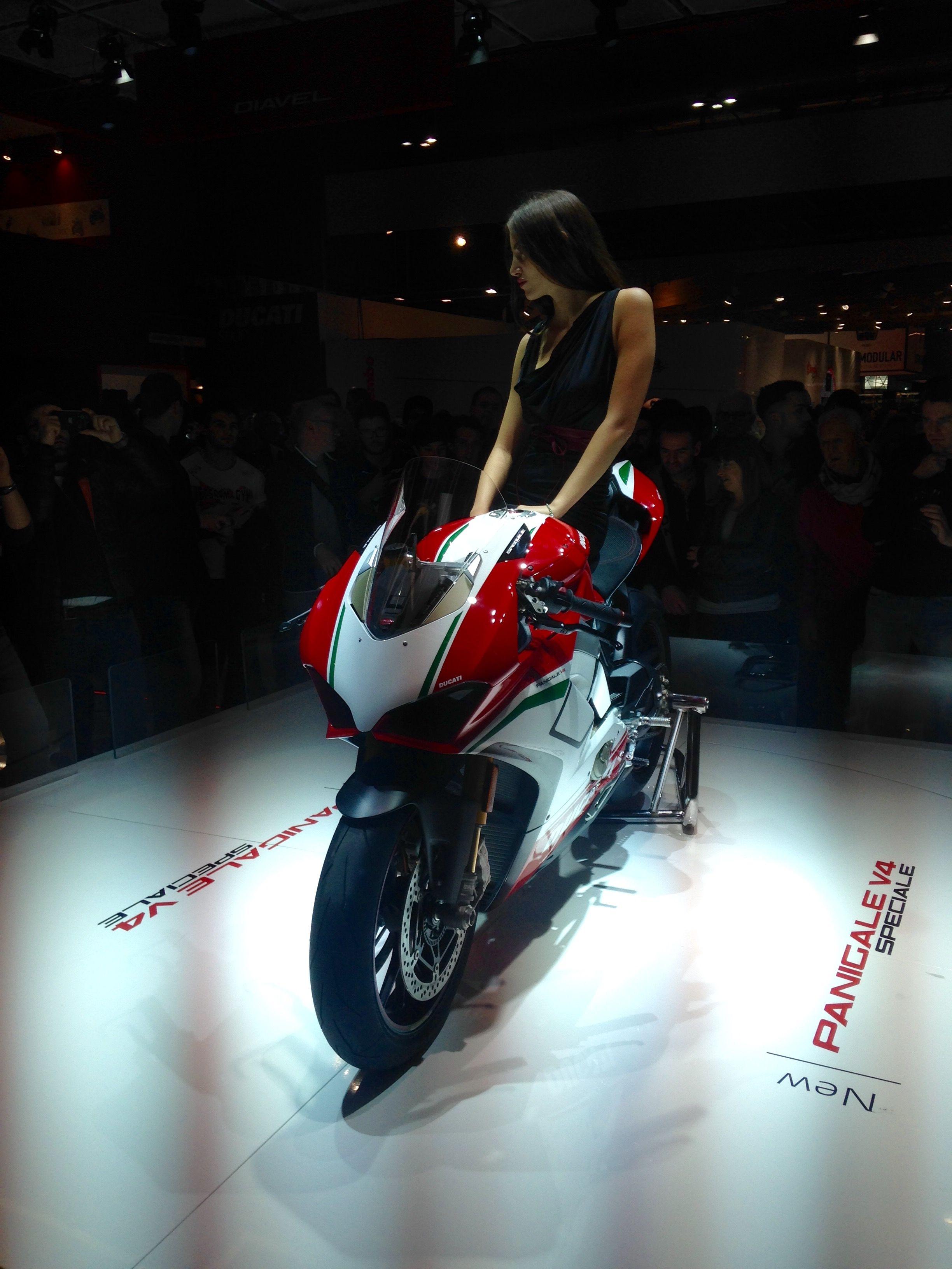 Panigale V4 Speciale Eicma 2017 Ducati Pinterest Ducati