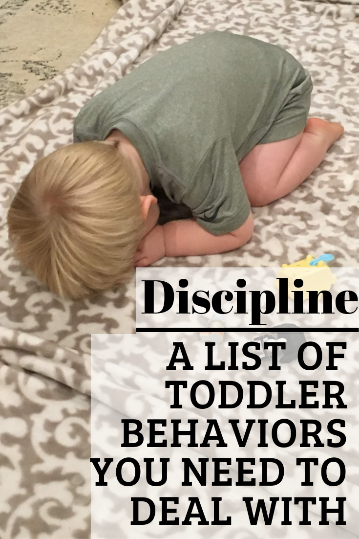 Baby and Toddler Behaviors that need your attention!