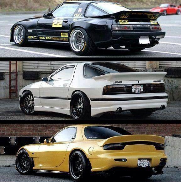 Mazda Cars, Japanese Sports