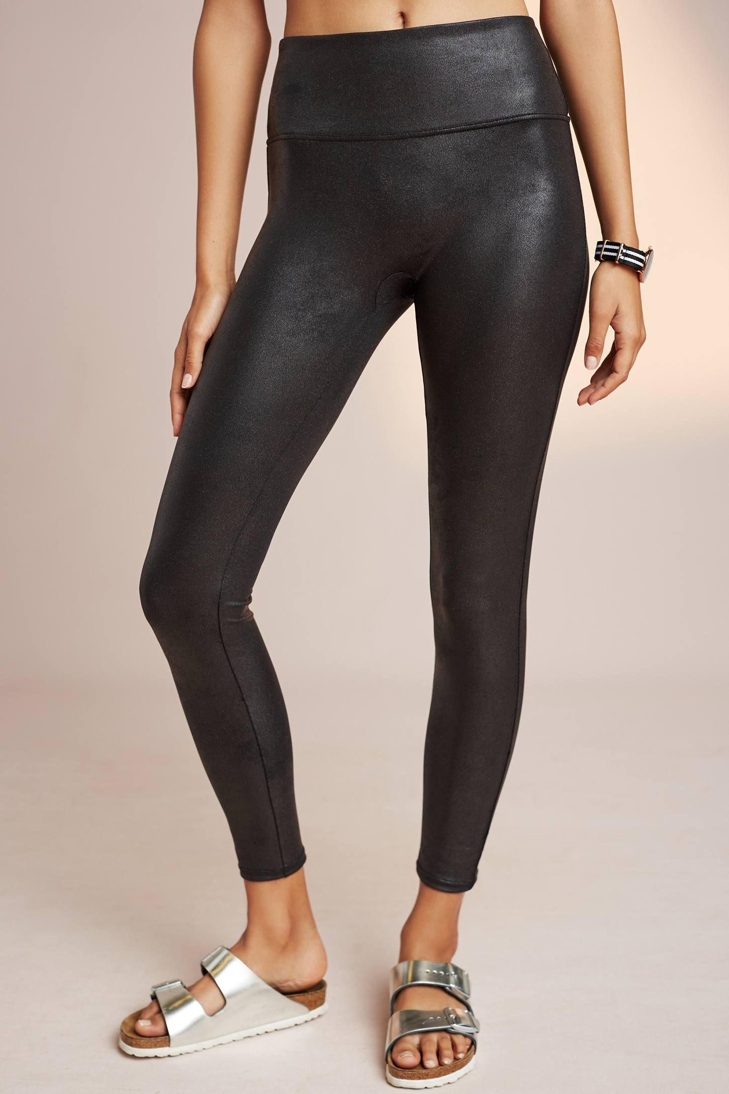 6ea56e2f4febe Spanx Faux Leather Leggings | Fall Shopping List - Dark Winter ...