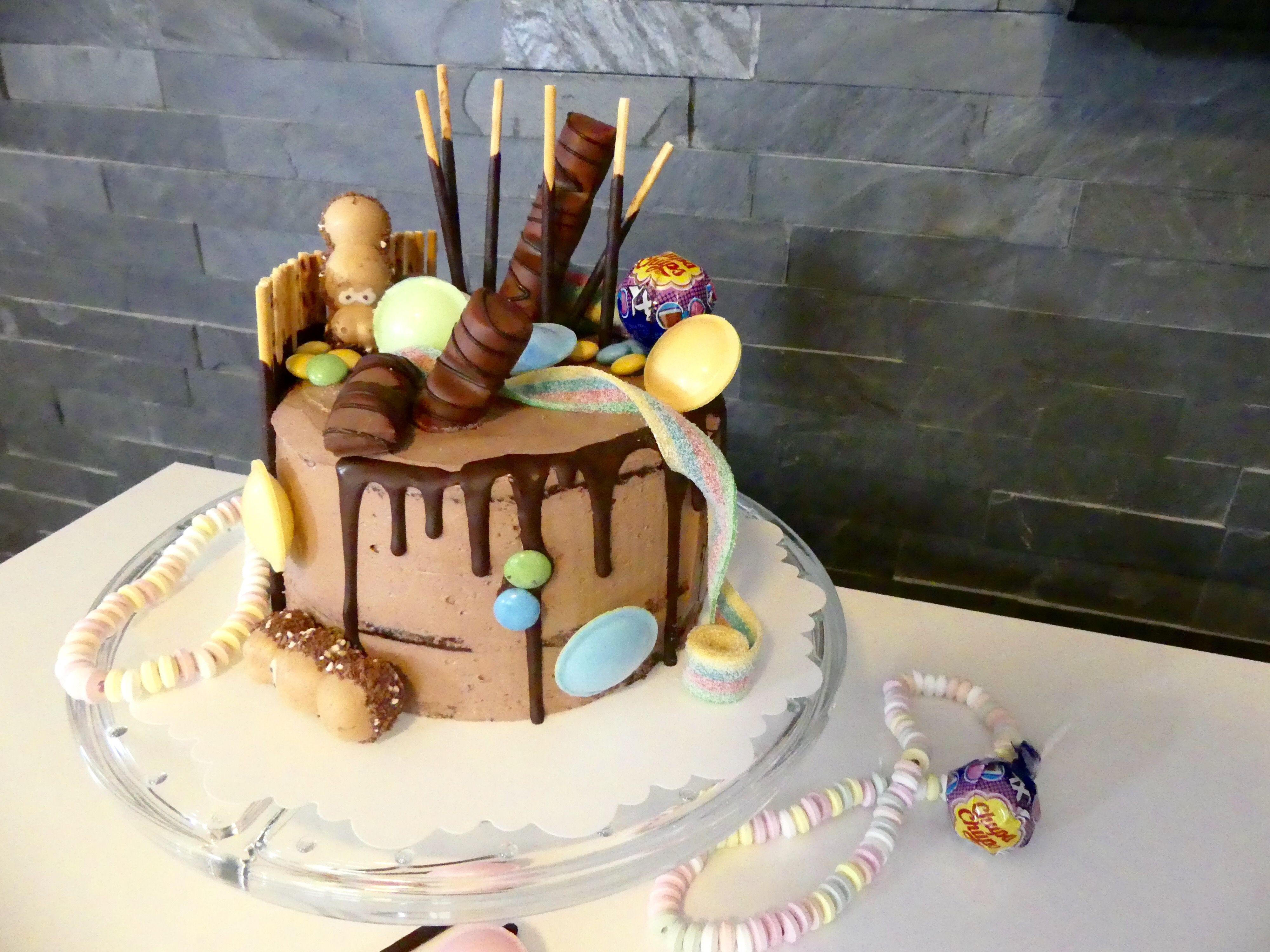 Drip-Cake Kindheitserinnerungen
