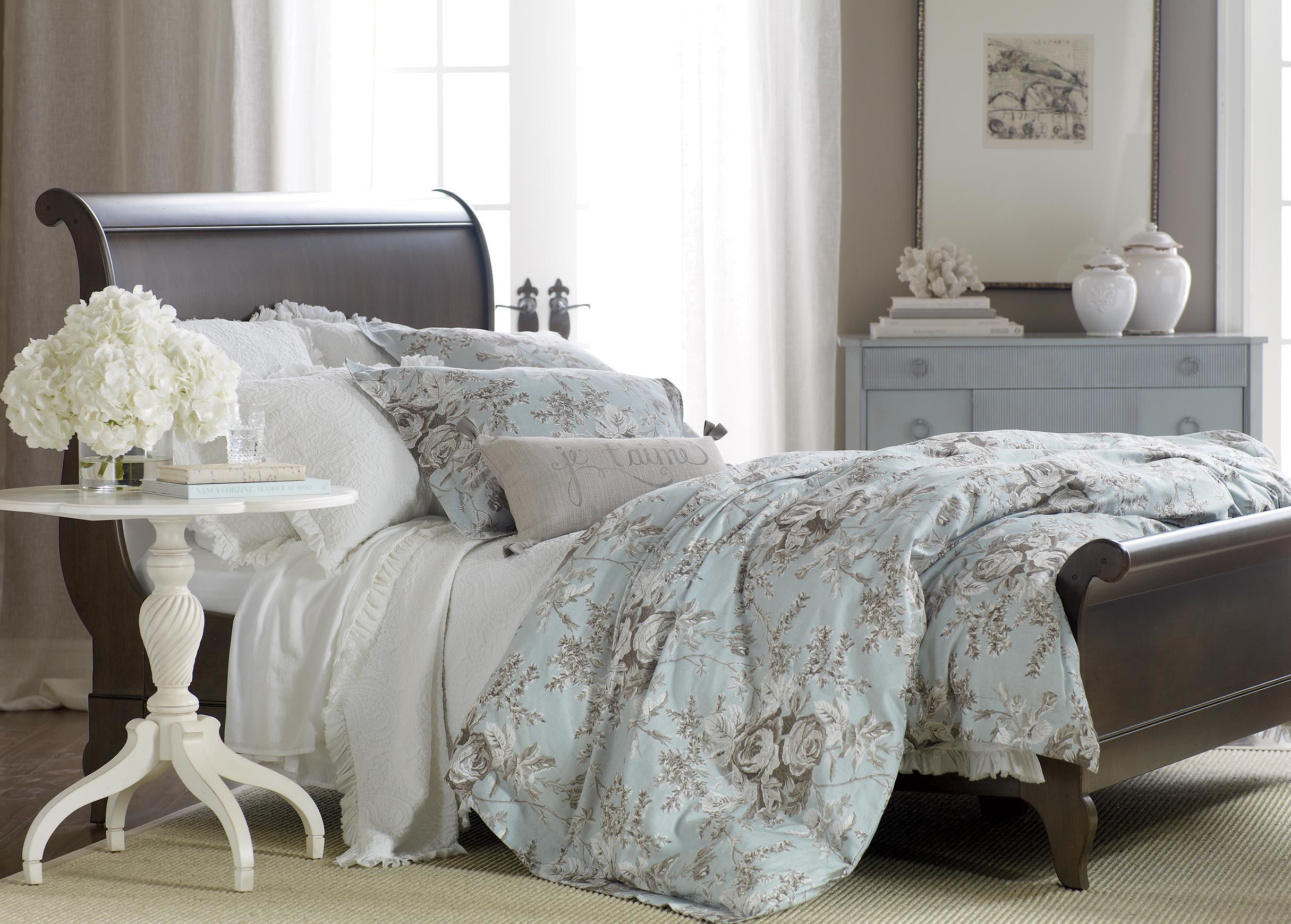 egyptian blue jacquard cotton shop duvet jacobean wp set product floral cover thread count