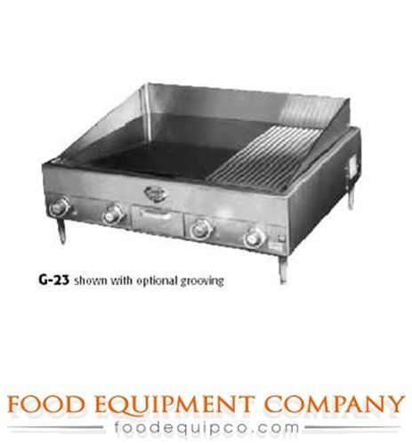 Wells G 23 Griddle Countertop Electric 34 W X 24 D Grill