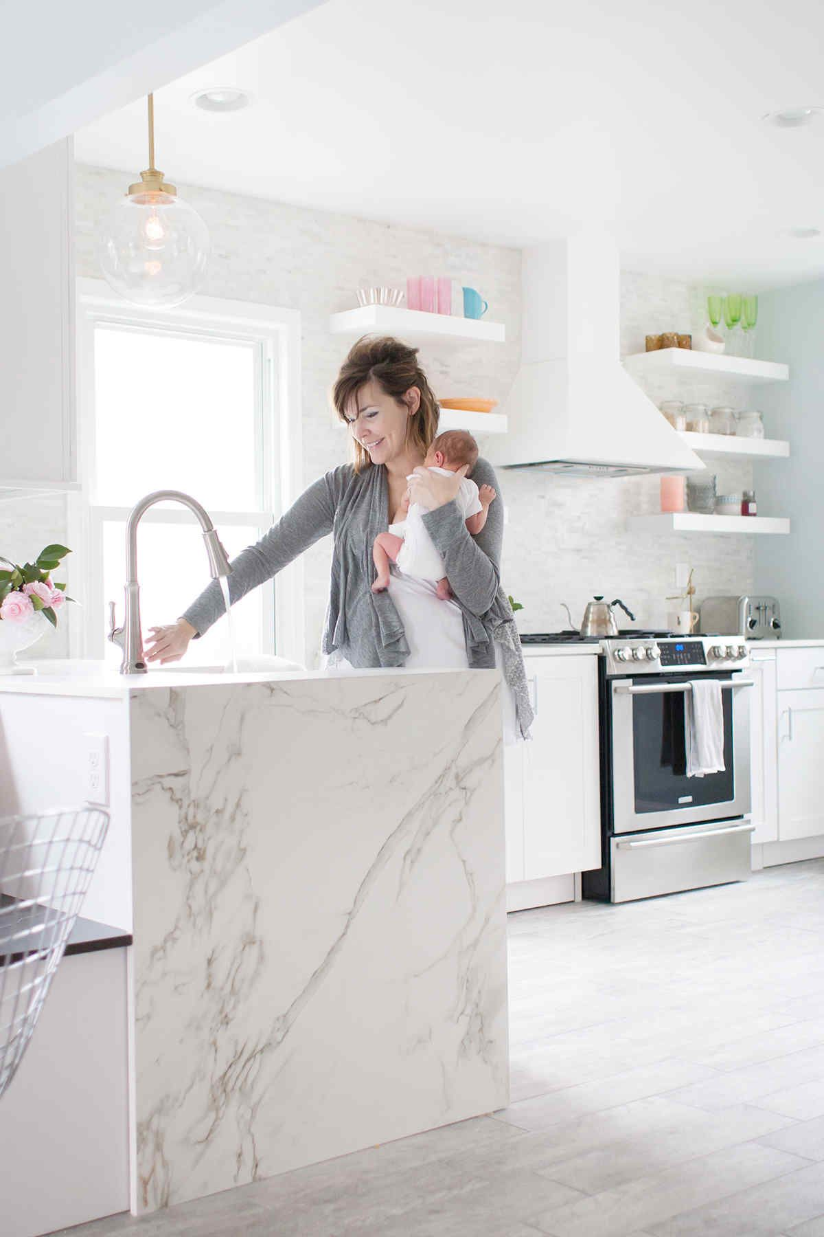 Our New Kitchen Reveal with the Home Depot | Ventas, Hermosa y Cocinas