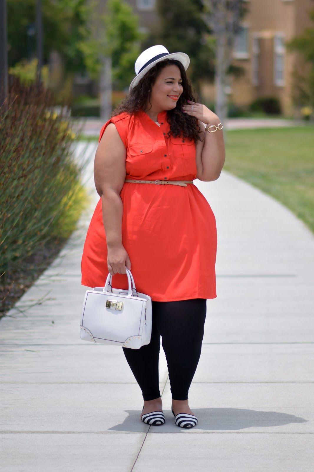 Summer Leggings Plus Size