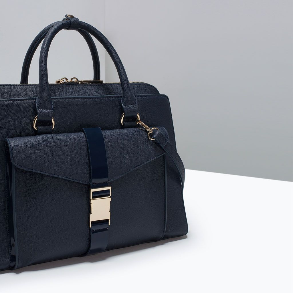 Image 5 of OFFICE CITY BAG from Zara accessories jewelry