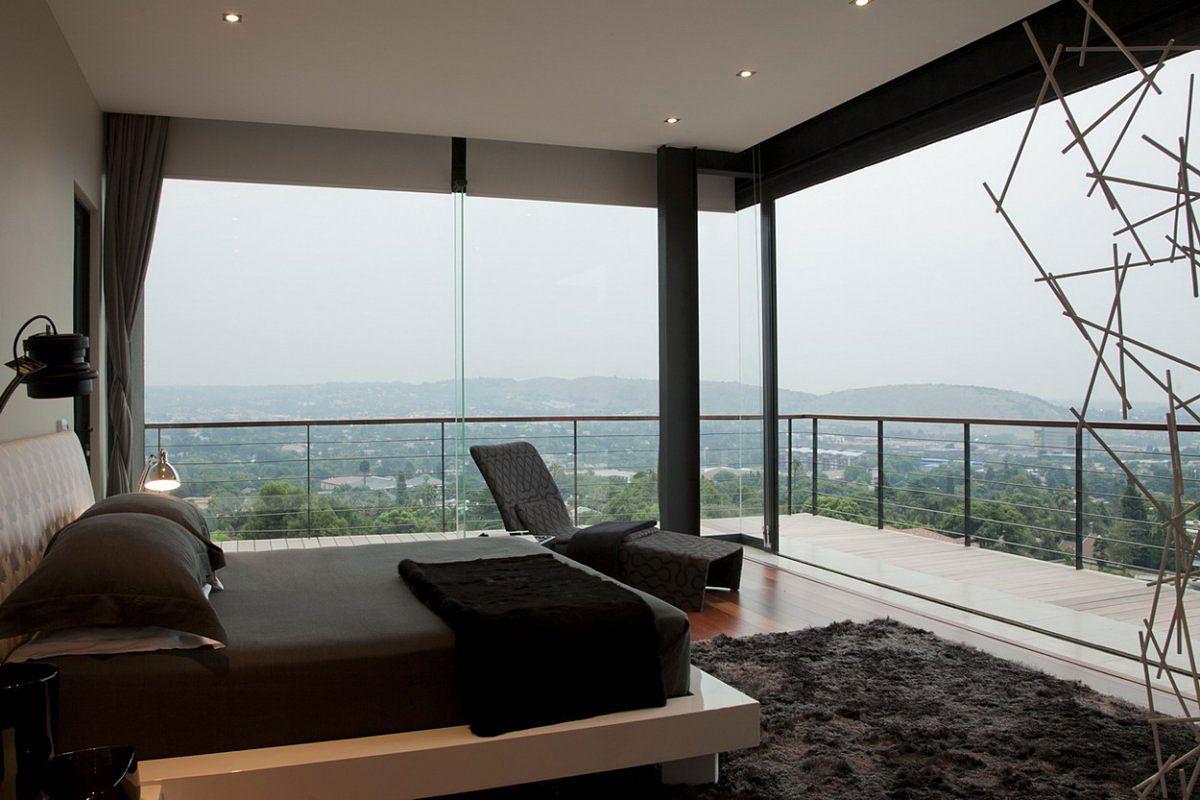 Glass House Interior Design | Home Interior, Contemporary Glass House, The  Branch Of Contemporary