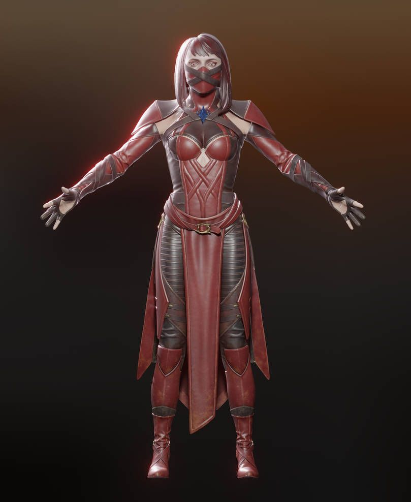 3D MODELS DOWNLOADABLE KONTENT on Mortal-Kombat-Fans