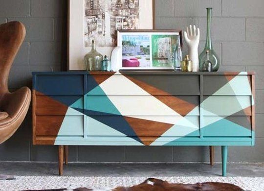 7 Creative Ways to Transform Boring Furniture Pinterest