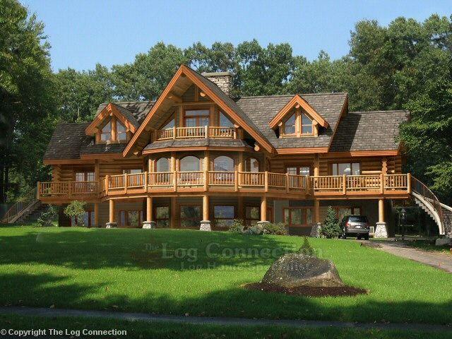 Image Result For Huge Log Hunting Cabin