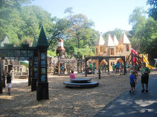 Jamie Bell Adventure Playground In High Park