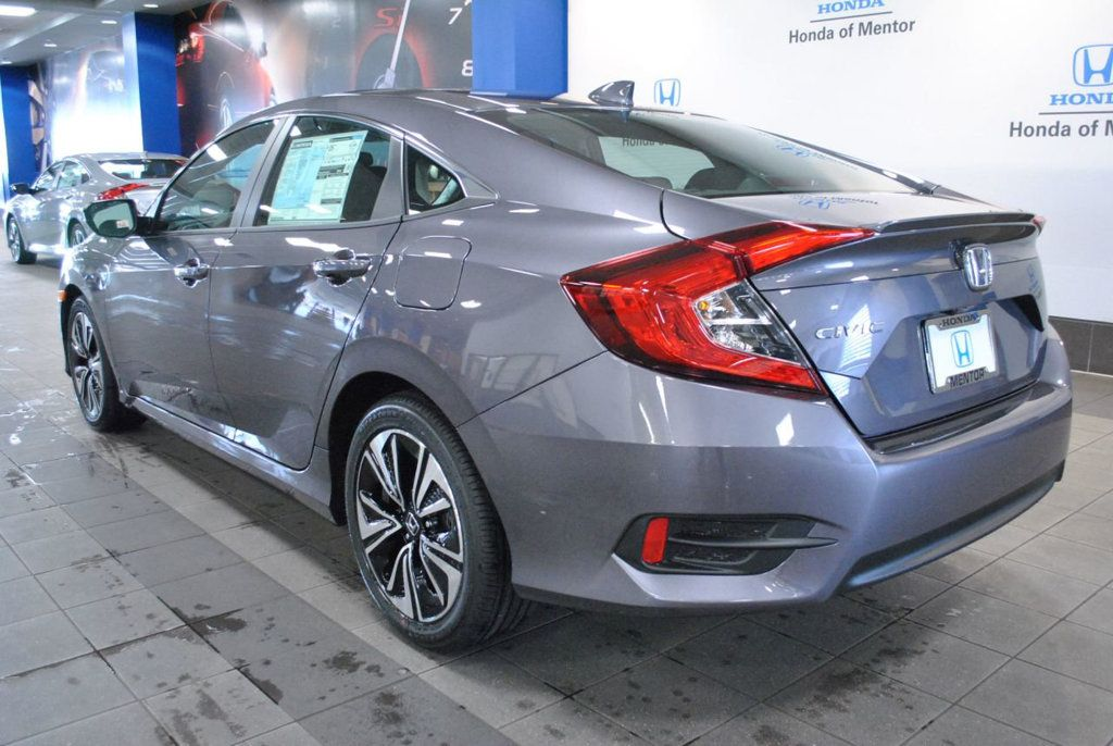 2017 Honda Civik Sedan Ex T Cvt Pinterest And Sedans
