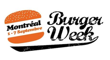 Oh yeah! Montreal Burger Week. Sept 1st-7th. @Excurbain @Restonomy