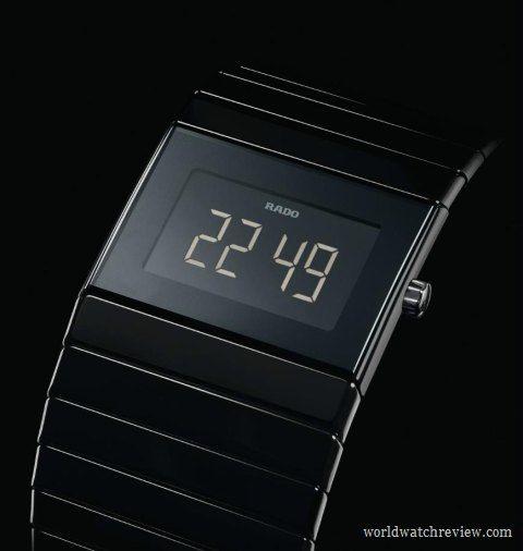 Rado Ceramica Diastar Digital Automatic Wwr Watches For Men Swiss Army Watches Rado