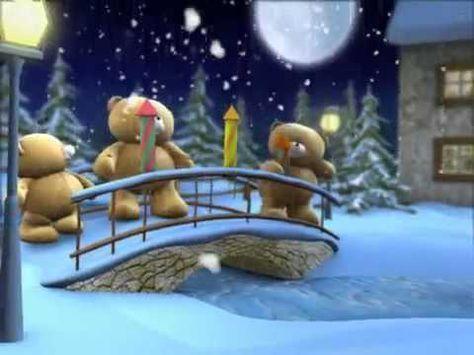 Schönes Weihnachtsvideo
